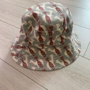 NWT Bungalow 360 Reversible Llama Hat